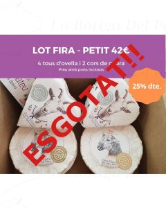 """Lot petit """"sant Ermengol"""" de Casa Mateu"""
