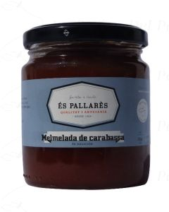 És Pallarès melmelada de carabassa - La Botiga Del Pallars